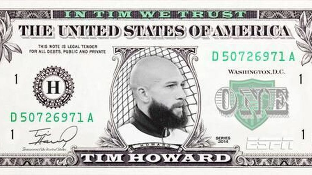 billete howard