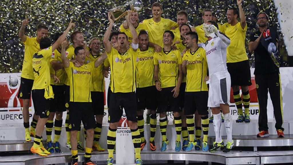 El Bayern de Guardiola pierde la Supercopa alemana