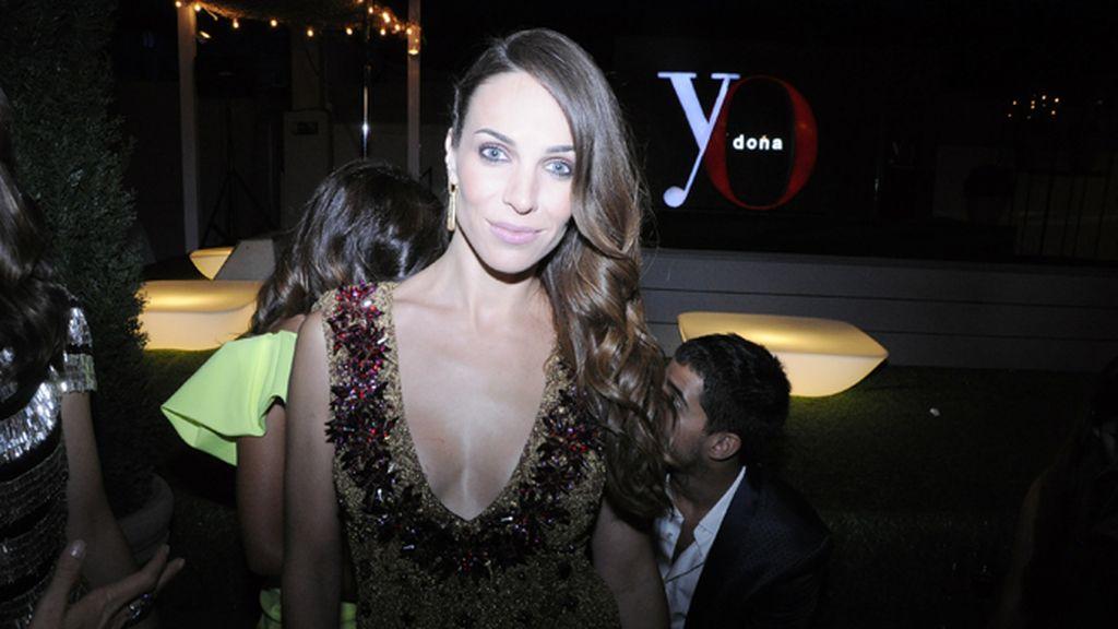 La actriz Nerea Garmendia