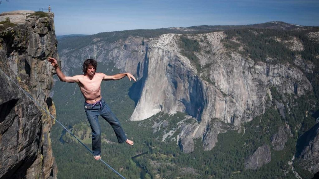 El atleta Dean Potter muere al intentar un salto extremo en Yosemite