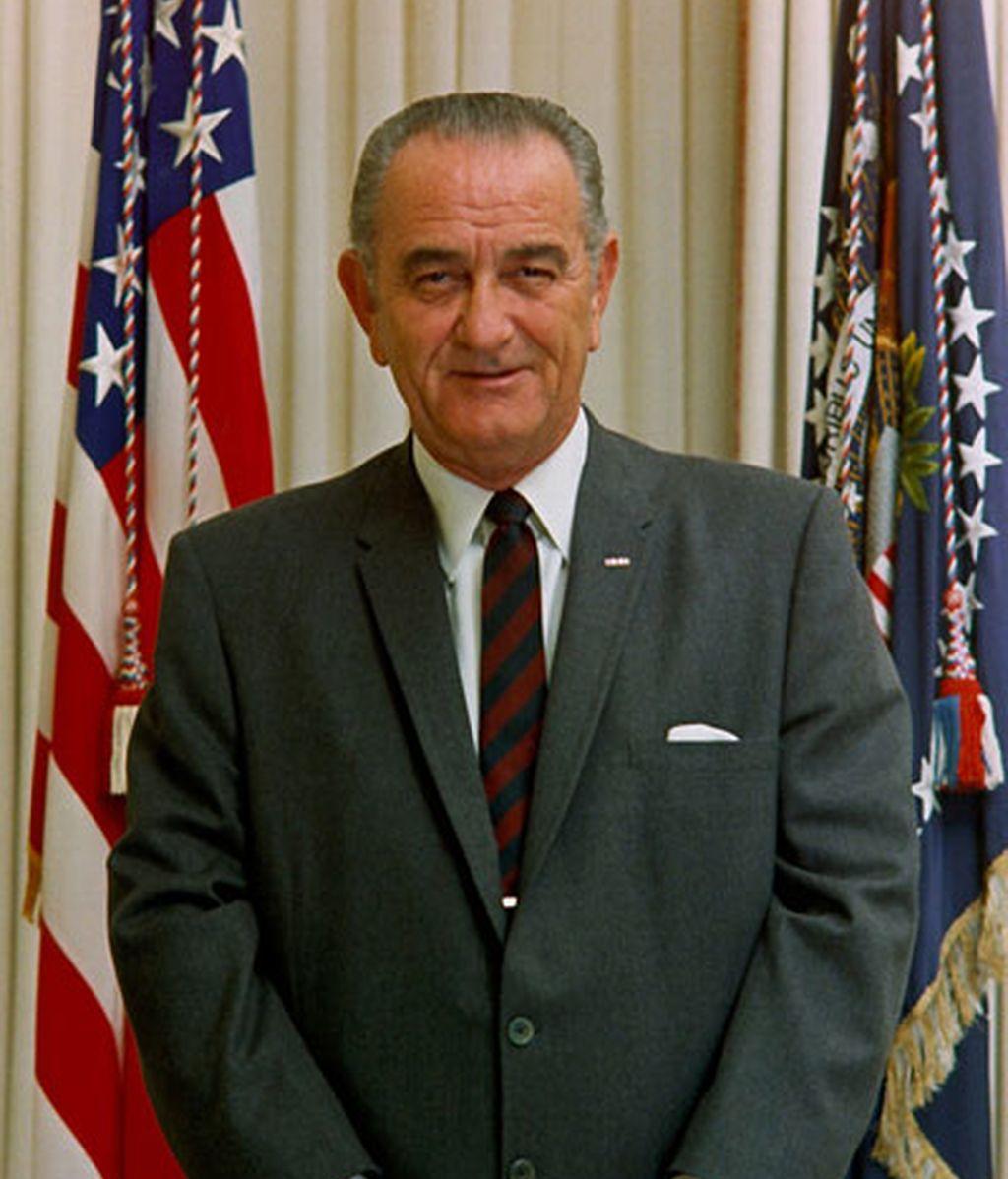 Lyndon B. Johnson (1963-1969)