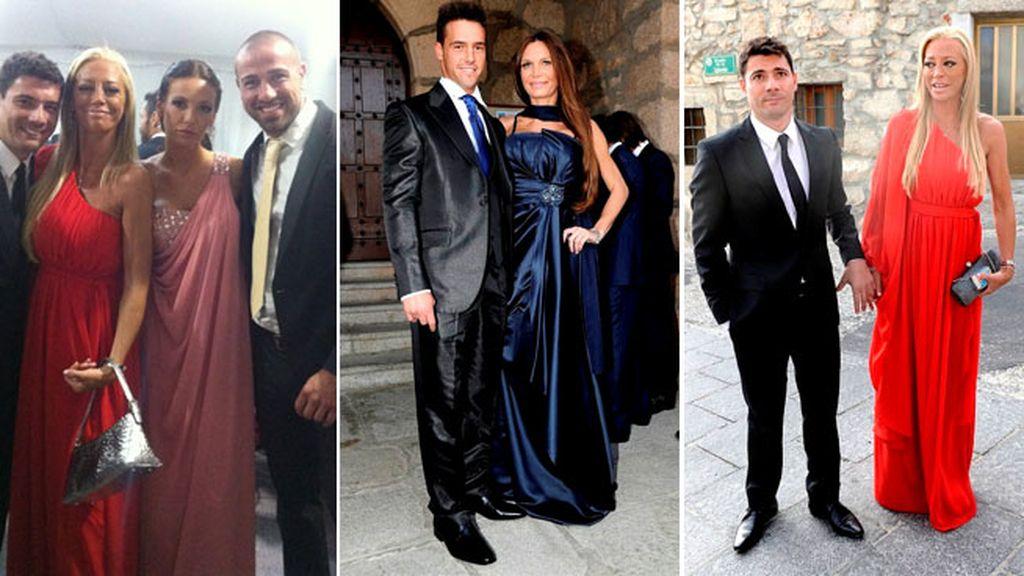 Belén Esteban, Rafa Mora y  Yola Berrocal, invitados de lujo
