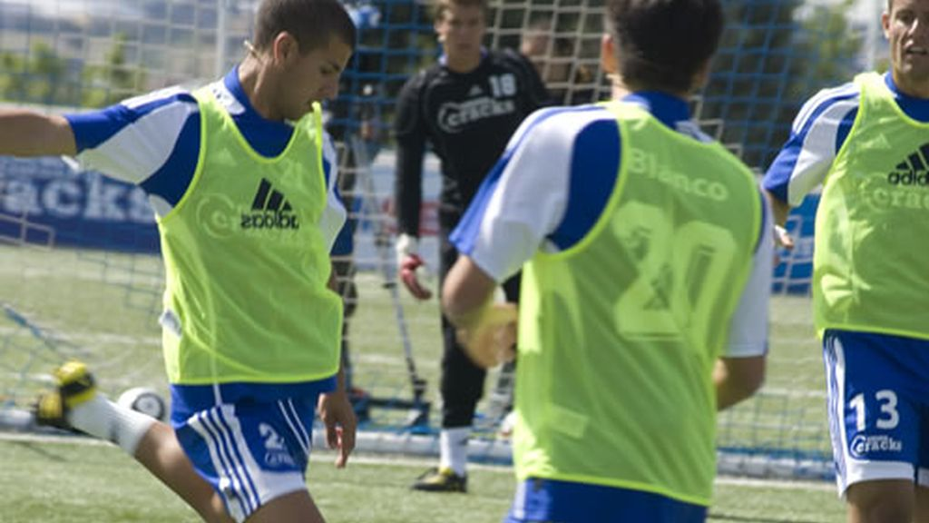 Los Blues se enfrentan al Alcalá
