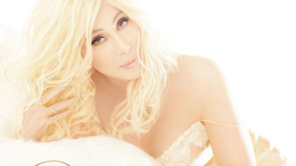 Cher, espectacular en la portada de su nuevo disco