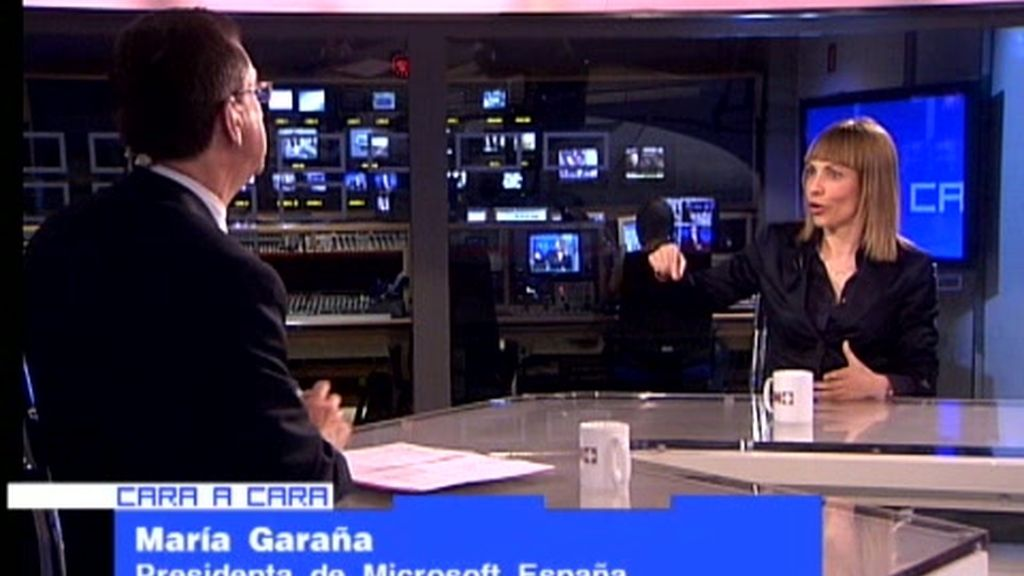 'Cara a Cara' con María Garaña