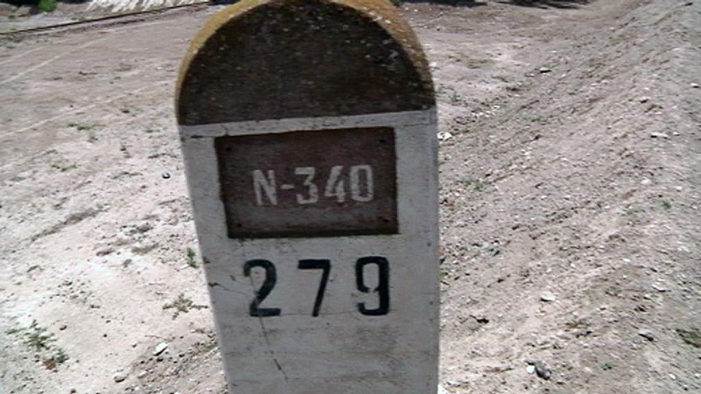 Las primeras imágenes de 'N 340'