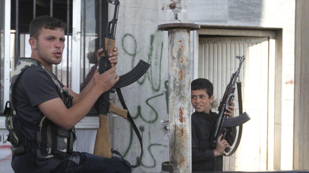 La ONU acusa a Siria de reclutar y torturar a niños