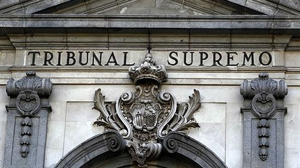 Tribunal Supremo. Foto: EFE