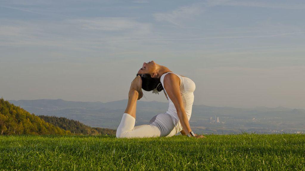 ¡Desintoxícate con el yoga!