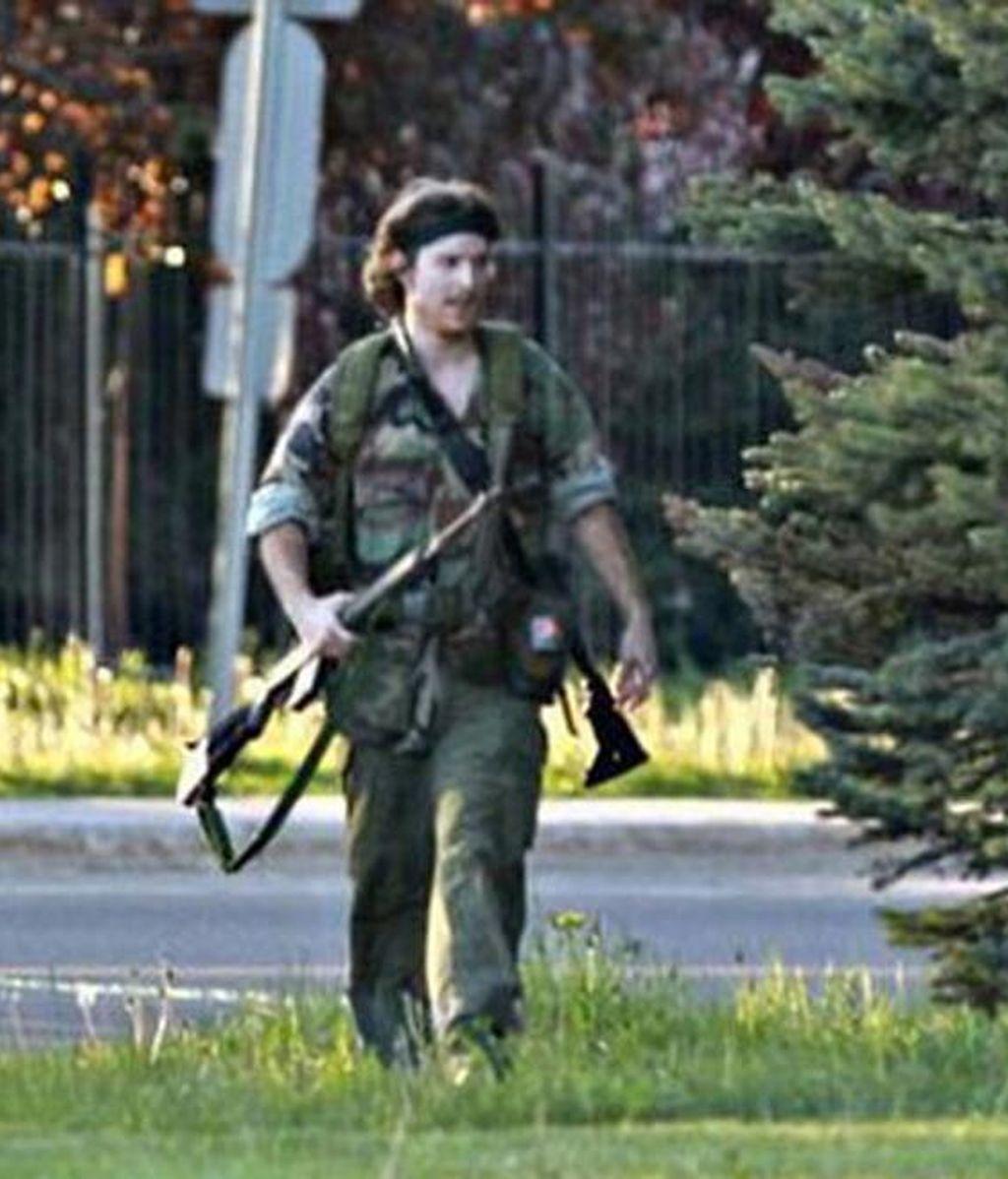 Mueren tres oficiales de la Policía Montada del Canadá en un tiroteo