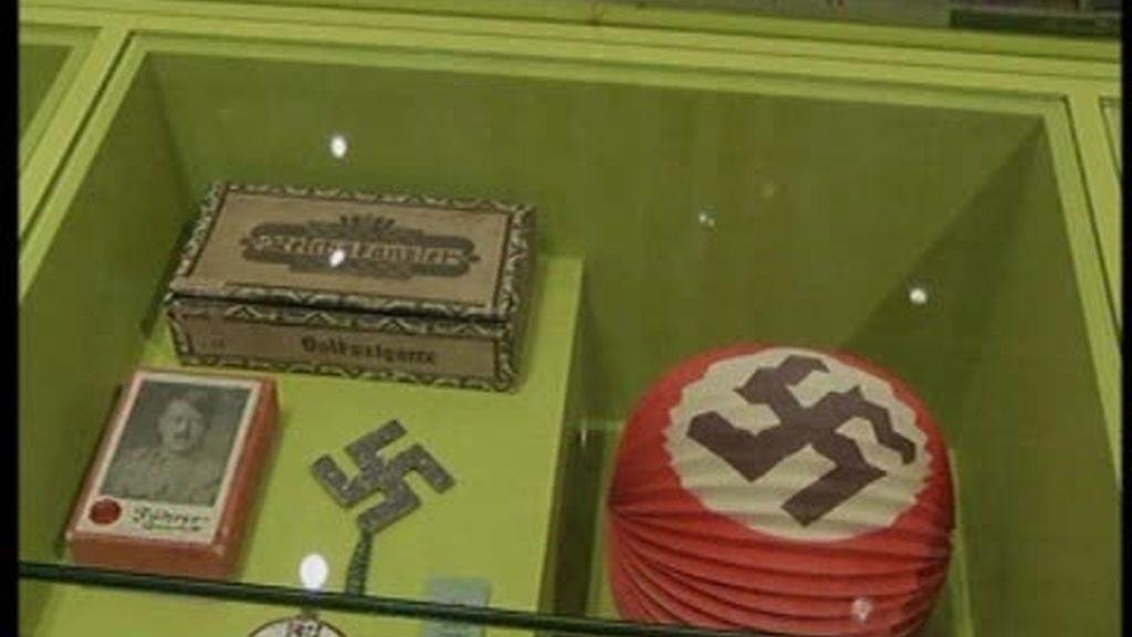 Polémica exposición dedicada al nazismo