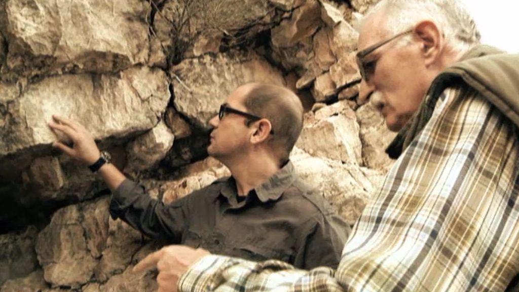 Comunión entre la luz y la piedra