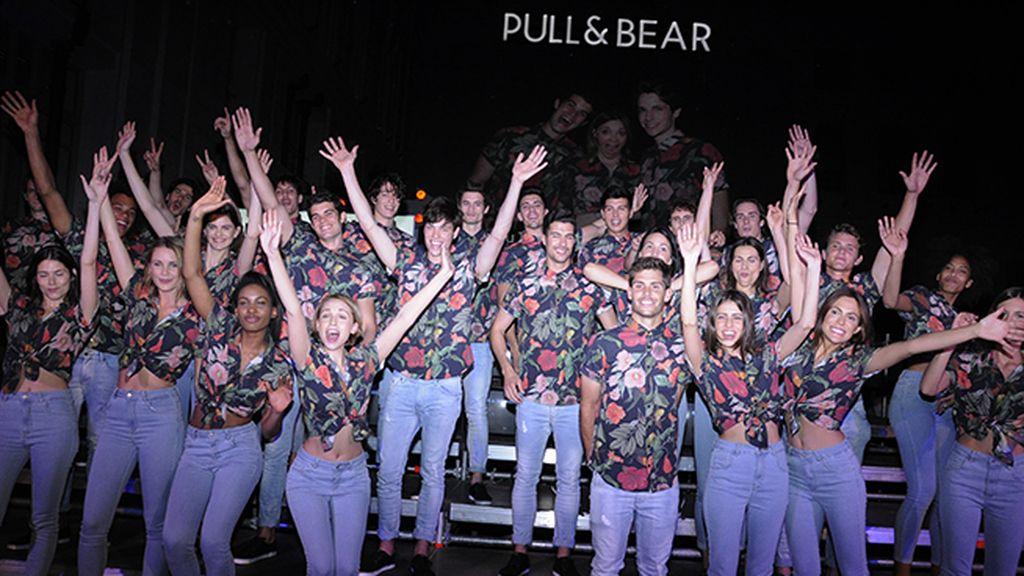 Los y las recogepelotas del Mutua Madrid Open y sus looks de Pull & Bear