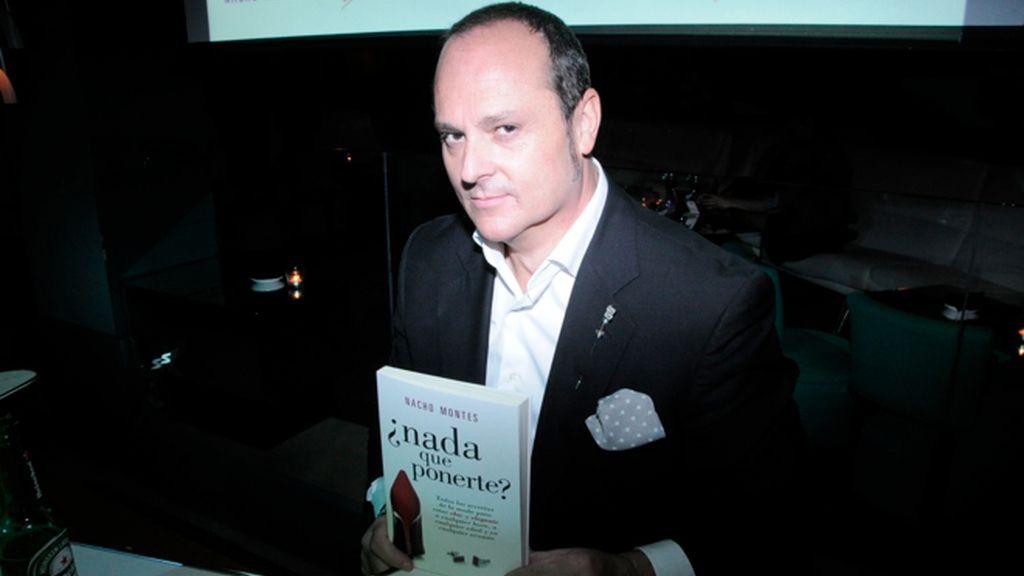 Nos colamos en la presentación del libro de Nacho Montes, amigo y colaborador divino