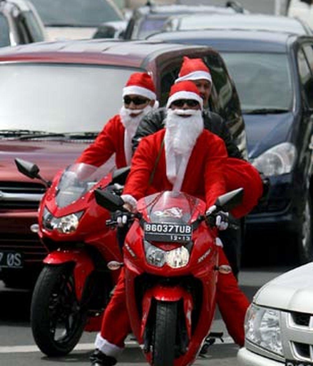 Navidad en Indonesia