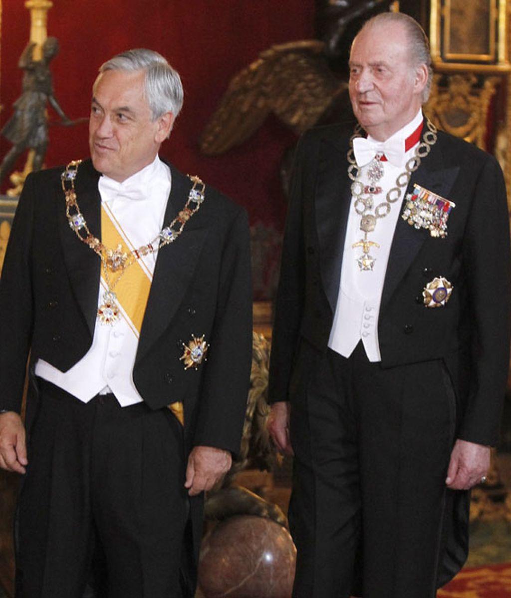 Los looks del España-Chile diplomático