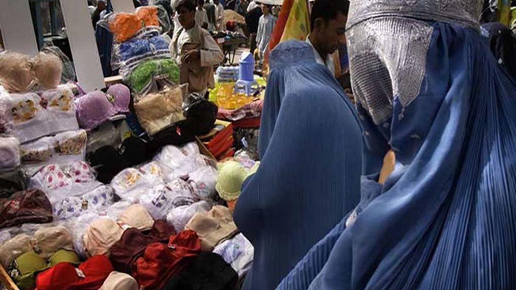 De compras en Afganistán