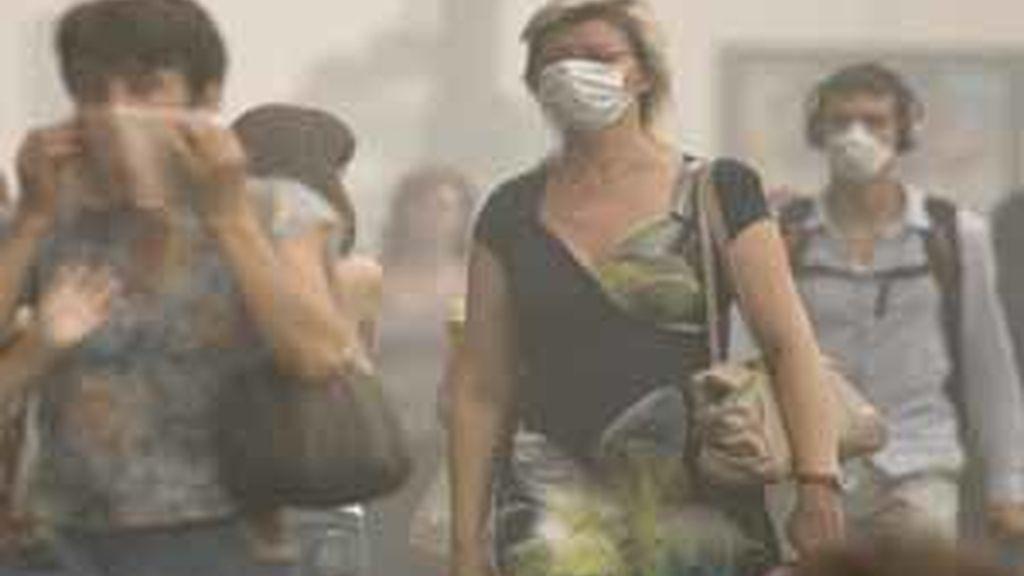 Rusia recomienda a mujeres y niños no viajar al país debido al denso humo de los incendios