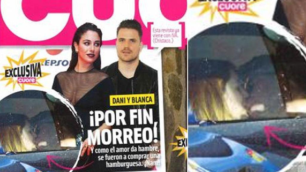 Dani Martín y Blanca Suárez