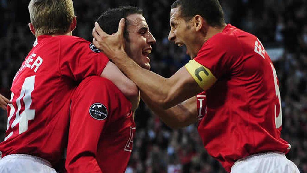 El Manchester continúa imparable en Champions