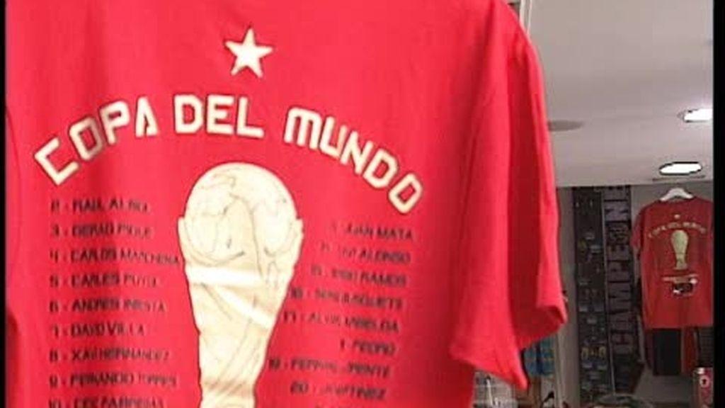 Camisetas con estrella