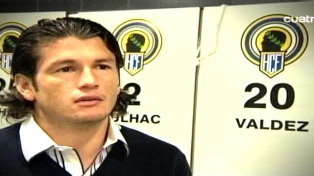 Valdez es el goleador del Hércules