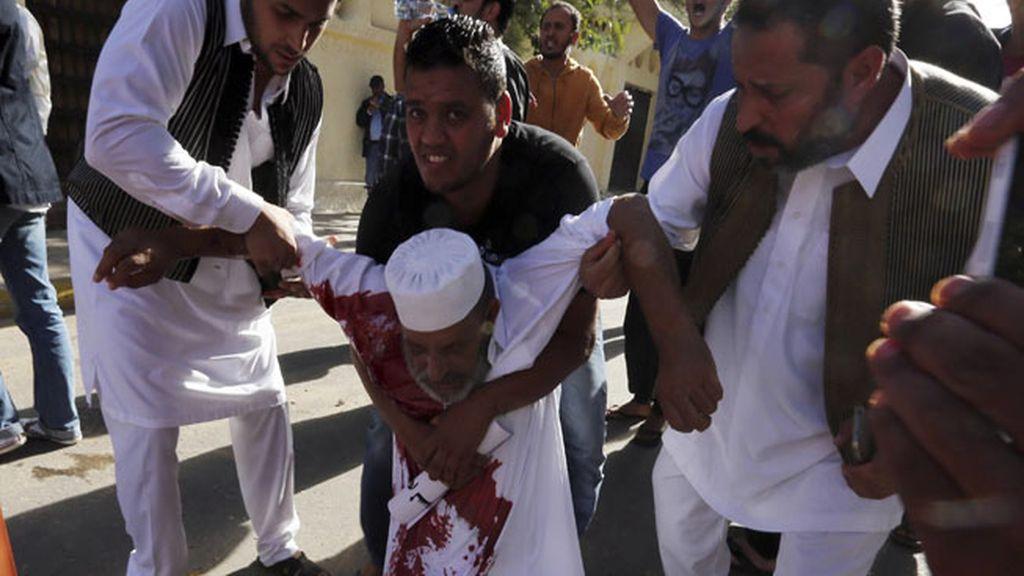 Declaran el estado de emergencia en Trípoli por la ola de ataques