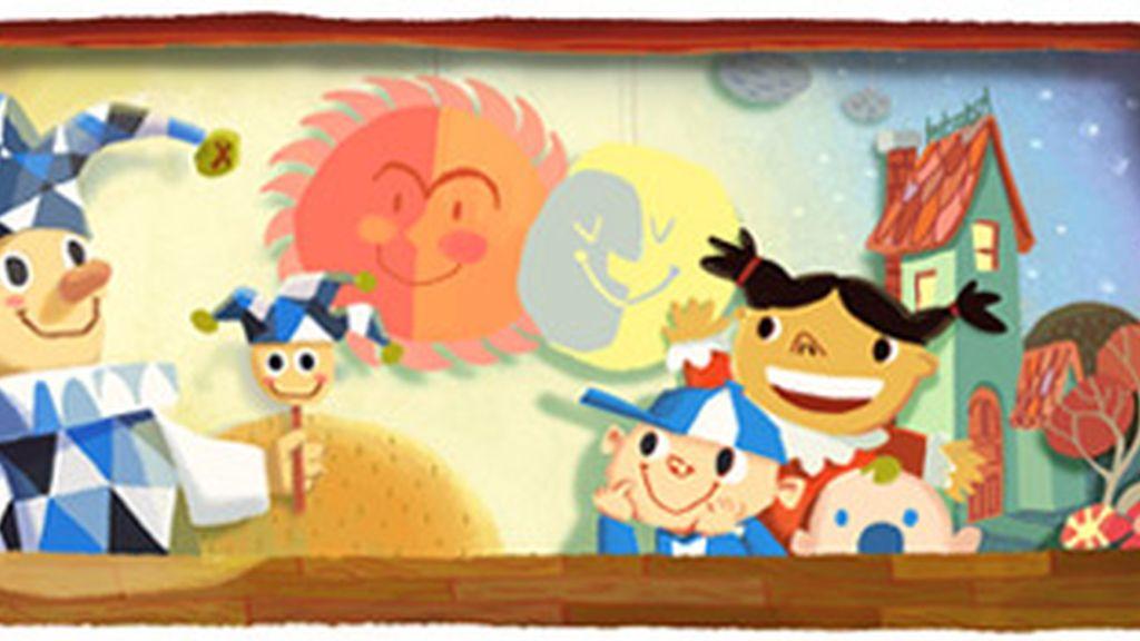Google juega con los más pequeños en el Día Universal del Niño