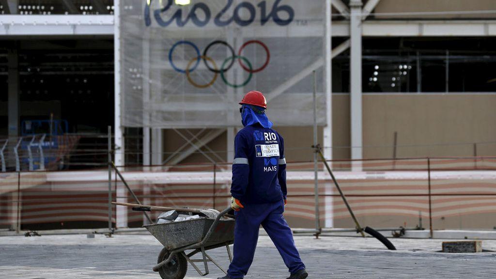 Río 2016: ¿Llegarán a tiempo las obras de las Olimpiadas? (07/10/15)