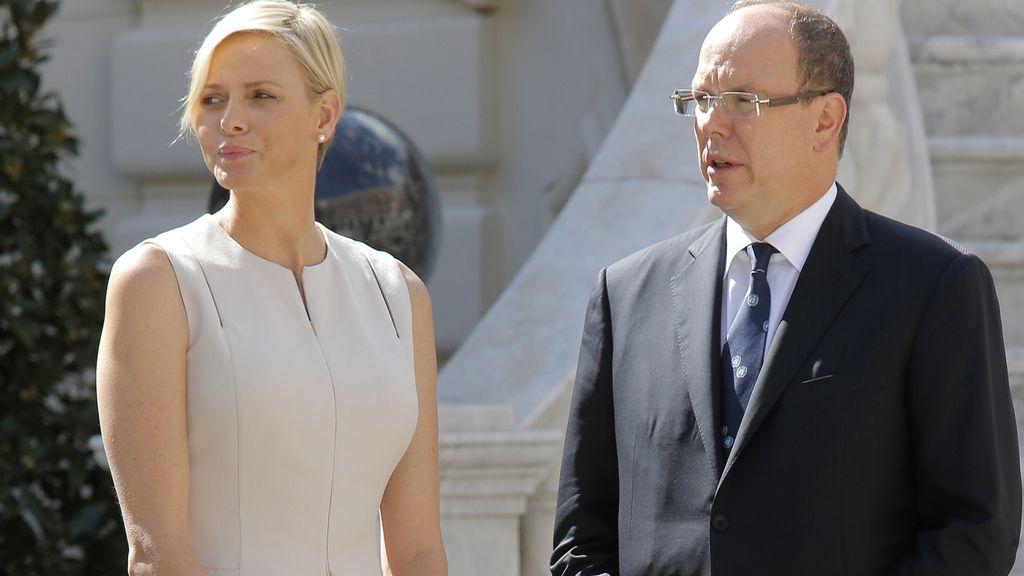 Príncipes de Mónaco: Alberto de Mónaco y Charlene Wittstock