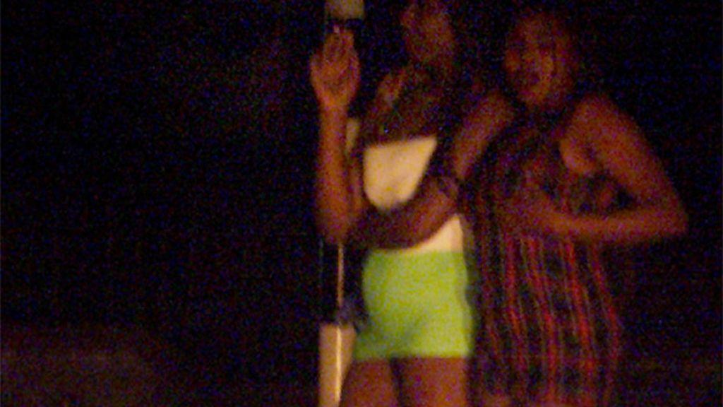 Prostitutas africanas