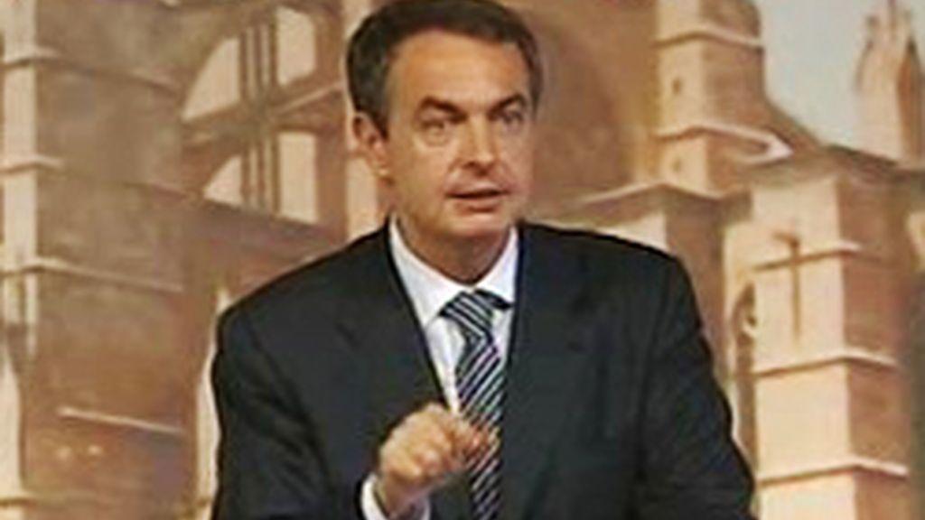 El presidente del Gobierno comparece tras el Consejo de Ministros