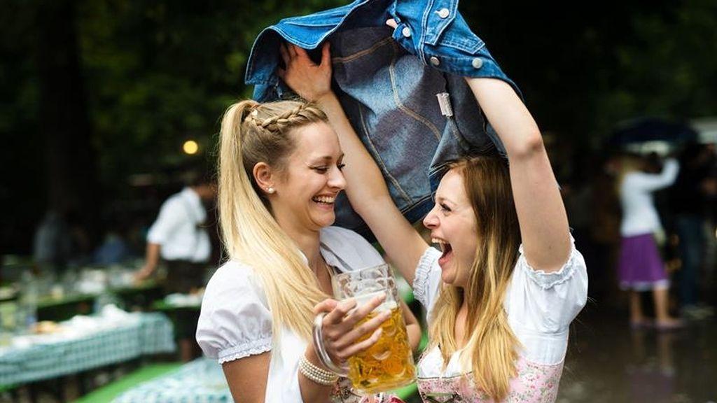 Alemania celebra el Kocherlball