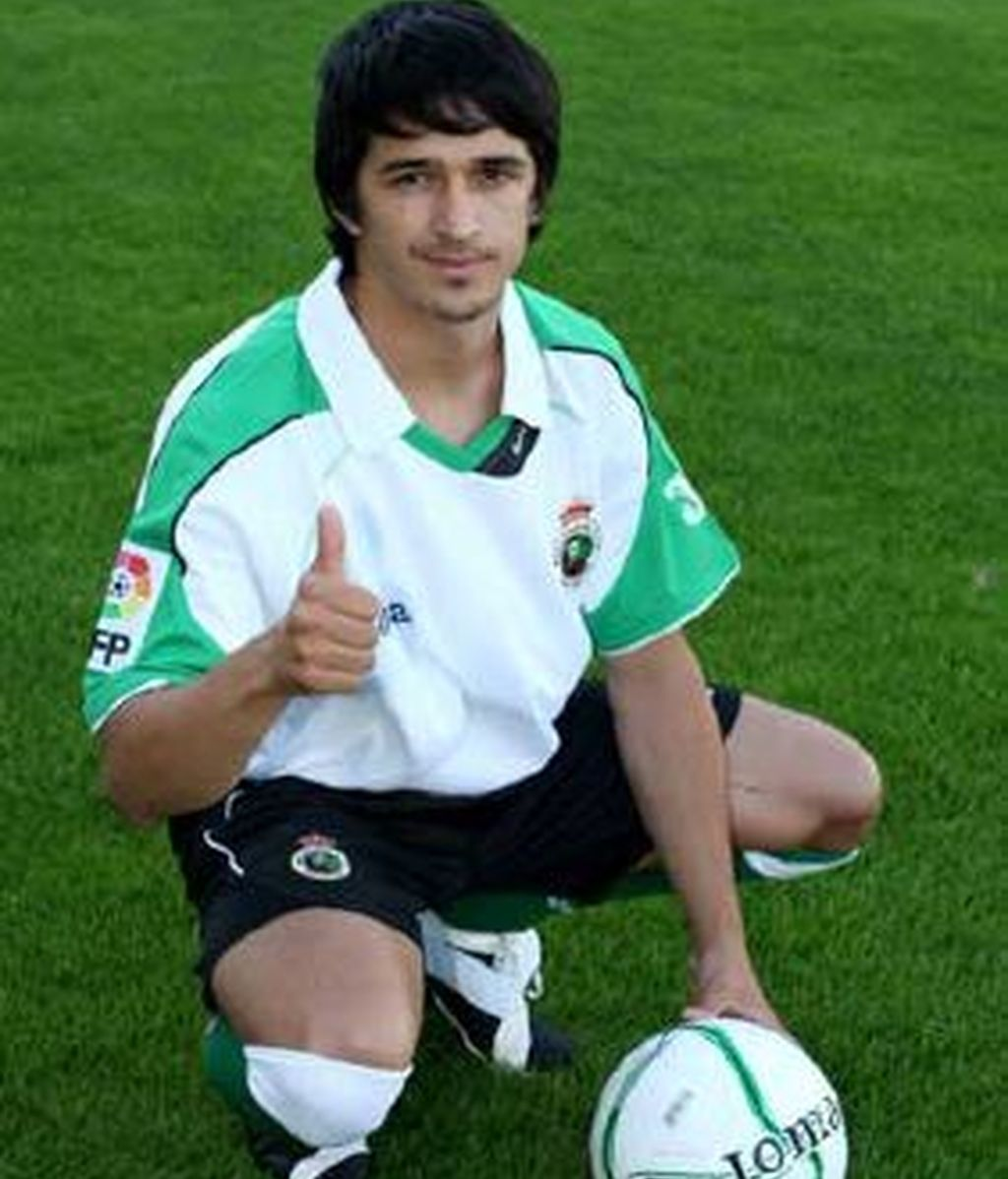 Jonathan Pereira llega cedido al Racing