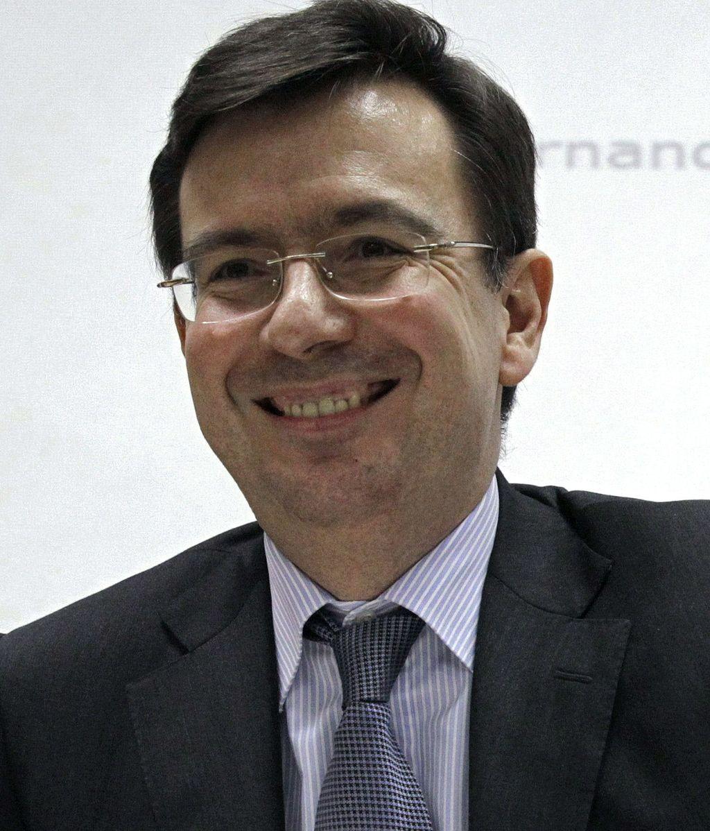 Román Escolano, presidente del ICO, sustituirá a Magdalena Álvarez