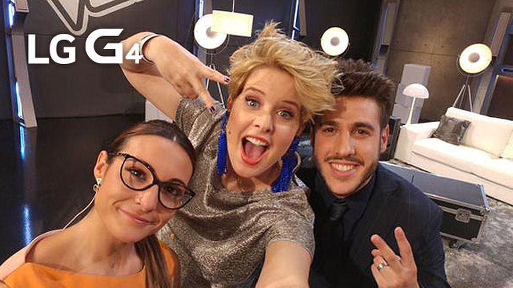 Los Selfies de Tania Llasera
