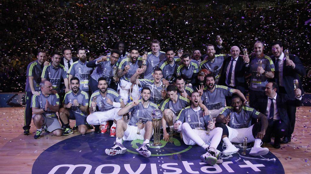 El Real Madrid revalida su título de campeón de Copa (22/02/2016)