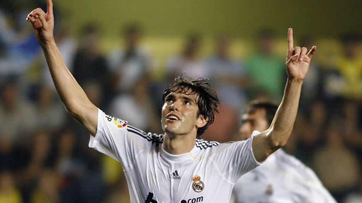 Kaká, uno de los fichajes estrella de Florentino