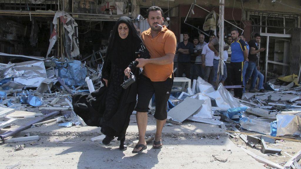 El Estado Islámico responsable de los atentados de ayer en la ciudad de Bagdad