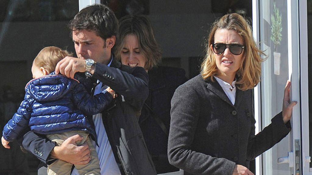 La pareja ha participado en el XX Circuito Hípico del Sol en Cádiz
