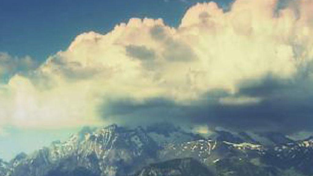 La sierra de Chía, en el Pirineo aragonés