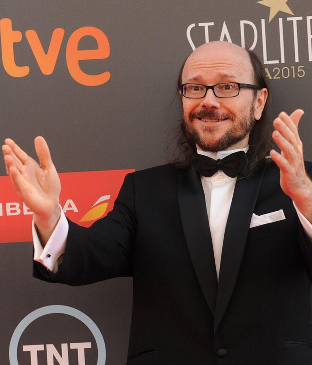 Santiago Segura fue otro de los asistentes a la gala