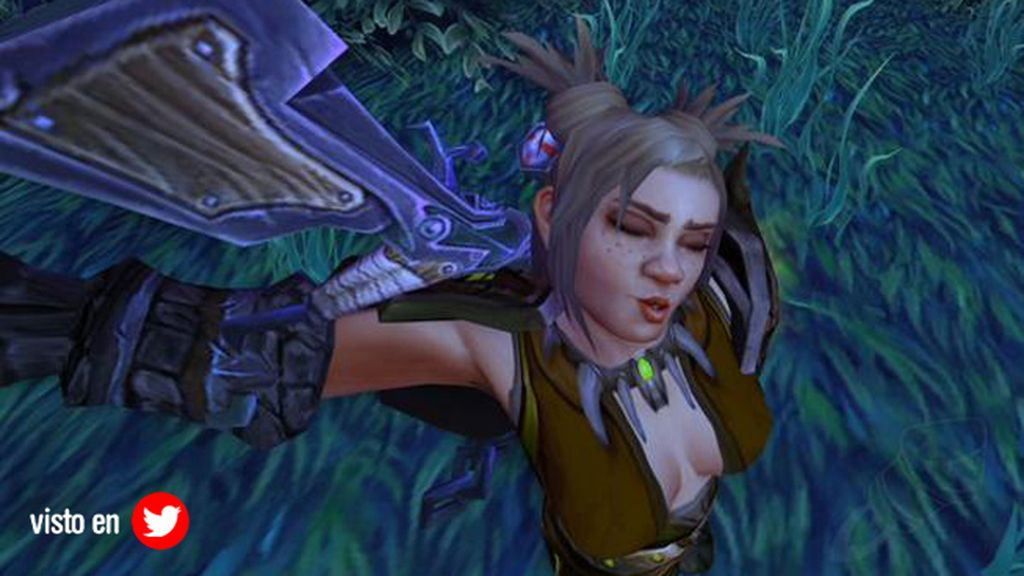 World of warcraft, selfie, vjuegos
