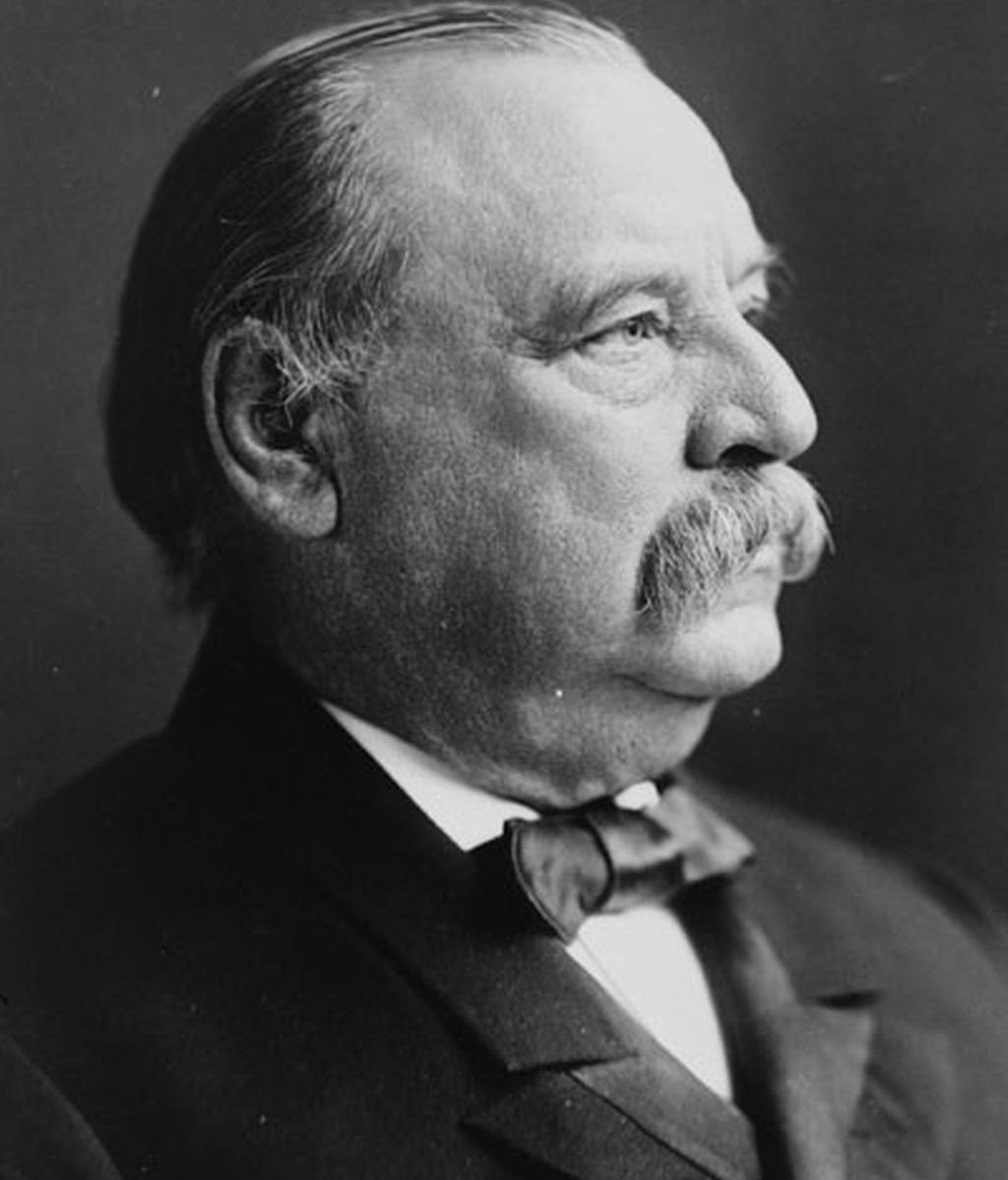 Grover Cleveland (1893-1987)
