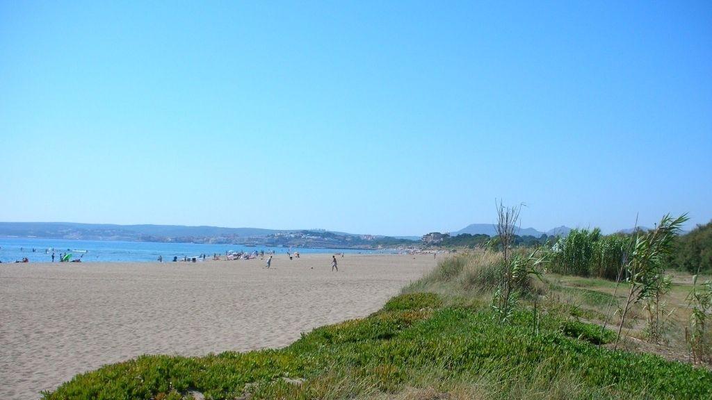 El 91% de las playas catalanas obtiene una calidad de aguas excelente pese a las lluvias