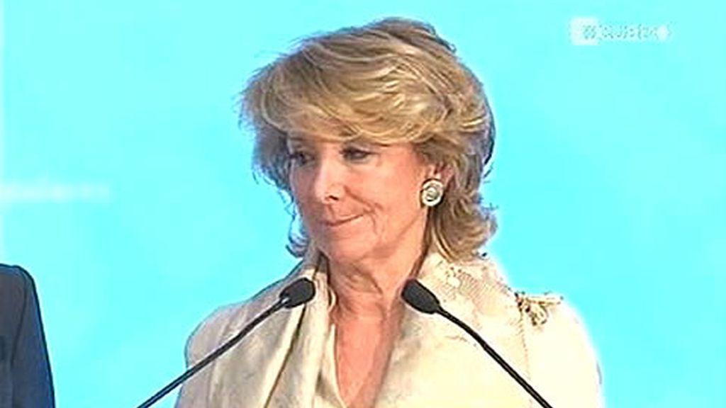La Opinión de Gabilondo: 20 de octubre. 'Esperanza Aguirre'