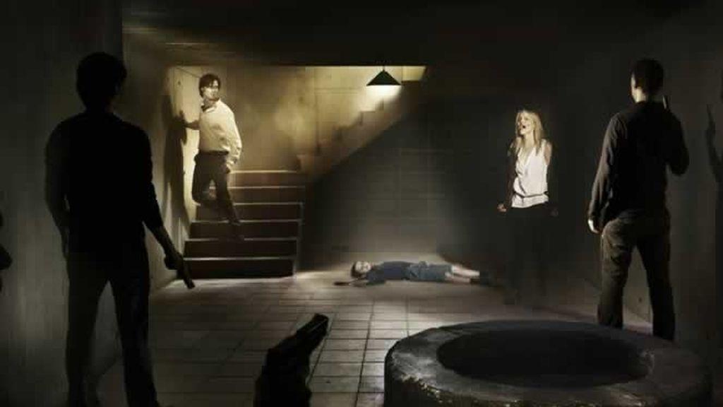 2ª Temporada: El sótano