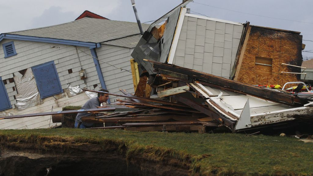 "Rhode Island declarada ""zona catastrófica"""