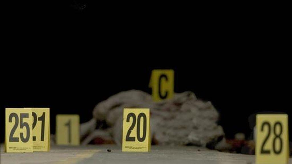 El tiroteo, según las fuentes policiales citadas por NBC, no está relacionado con el incidente ocurrido el sábado en Tucson, en el que murieron seis personas y trece resultaron heridas, entre ellas la congresista demócrata Gabrielle Giffords. EFE/Archivo