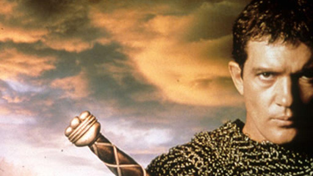 Antonio Banderas protagoniza El guerrero nº13